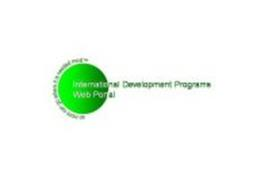 SO MORE CAN GO WHERE IT IS NEEDED MOST INTERNATIONAL DEVELOPMENT PROGRAMS WEB PORTAL