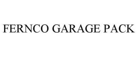 FERNCO GARAGE PACK