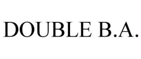 DOUBLE B.A.