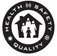 HEALTH SAFETY QUALITY