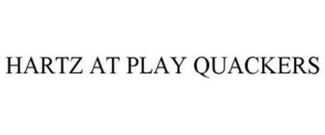 HARTZ AT PLAY QUACKERS