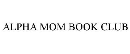 ALPHA MOM BOOK CLUB