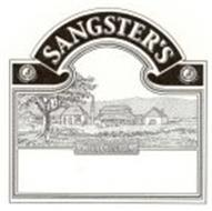 SANGSTER'S ORIGINAL LONDON 1987 THE INTERNATIONAL WINES AND SPIRITS COMPETITION