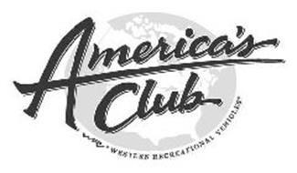 AMERICAS CLUB WRV WESTERN RECREATIONAL VEHICLES