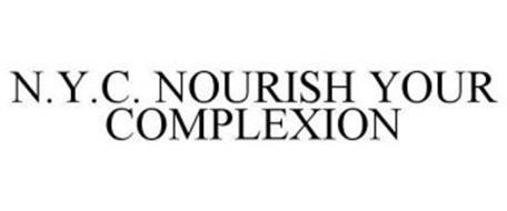 N.Y.C. NOURISH YOUR COMPLEXION