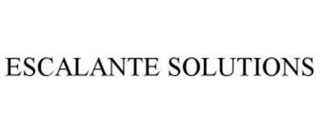 ESCALANTE SOLUTIONS