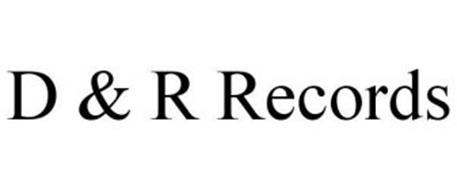 D & R RECORDS