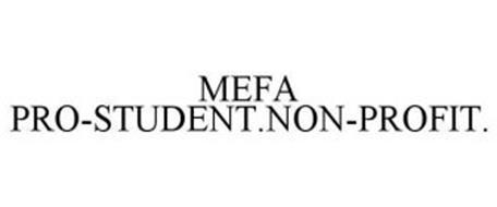 MEFA PRO-STUDENT.NOT-FOR-PROFIT.