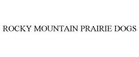 ROCKY MOUNTAIN PRAIRIE DOGS