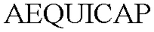 AEQUICAP