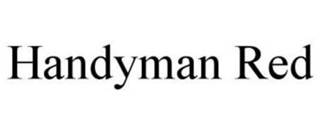 HANDYMAN RED
