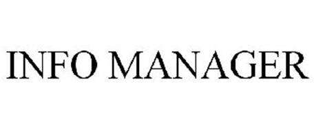 INFO MANAGER