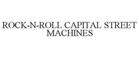 ROCK-N-ROLL CAPITAL STREET MACHINES