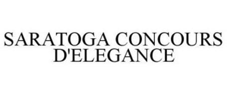 SARATOGA CONCOURS D'ELEGANCE