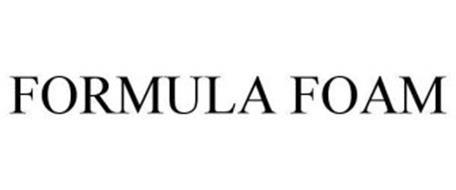 FORMULA FOAM