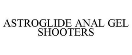 ASTROGLIDE ANAL GEL SHOOTERS