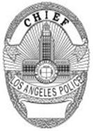 CHIEF LOS ANGELES POLICE CITY OF LOS ANGELES FOUNDED 1781