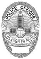 POLICE OFFICER LOS ANGELES POLICE CITY OF LOS ANGELES FOUNDED 1781