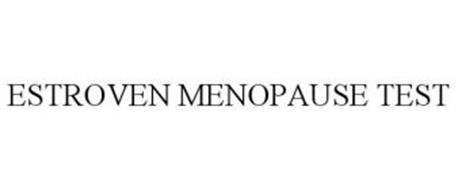 ESTROVEN MENOPAUSE TEST