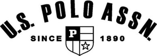 P U.S. POLO ASSN. SINCE 1890