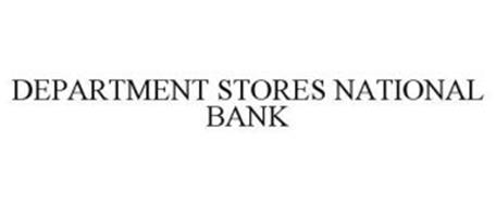 DEPARTMENT STORES NATIONAL BANK