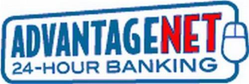 ADVANTAGENET 24-HOUR BANKING