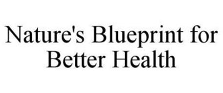 NATURE'S BLUEPRINT FOR BETTER HEALTH