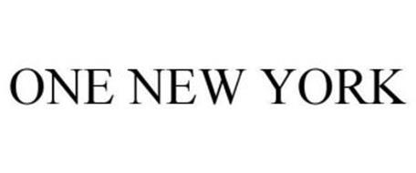 ONE NEW YORK