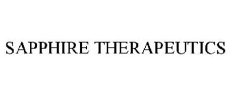SAPPHIRE THERAPEUTICS