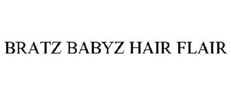 BRATZ BABYZ HAIR FLAIR