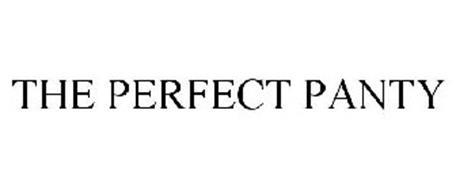 THE PERFECT PANTY