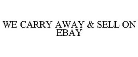 WE CARRY AWAY & SELL ON EBAY