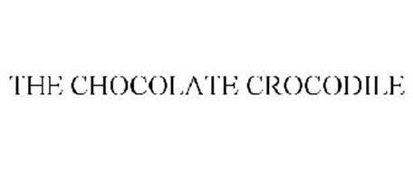 THE CHOCOLATE CROCODILE
