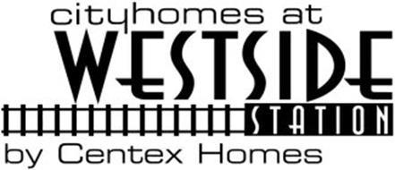 CITYHOMES AT WESTSIDE STATION BY CENTEX HOMES