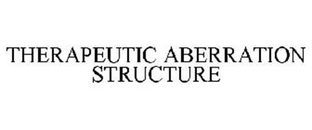 THERAPEUTIC ABERRATION STRUCTURE