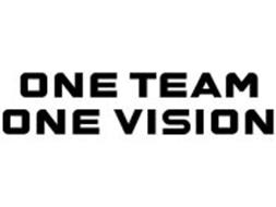 ONE TEAM ONE VISION