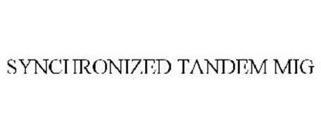 SYNCHRONIZED TANDEM MIG
