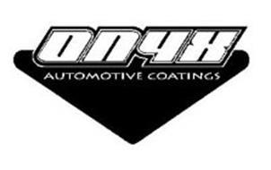 ONYX AUTOMOTIVE COATINGS