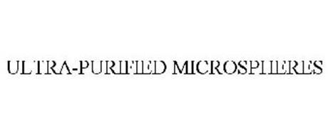 ULTRA-PURIFIED MICROSPHERES