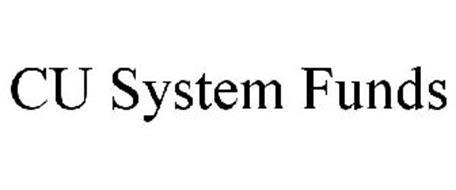 CU SYSTEM FUNDS