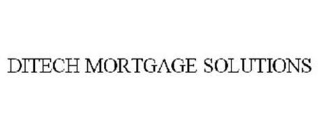 DITECH MORTGAGE SOLUTIONS