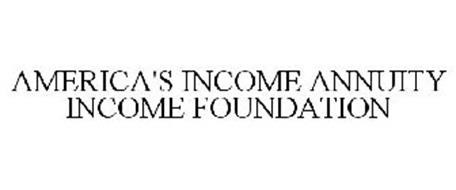 AMERICA'S INCOME ANNUITY INCOME FOUNDATION