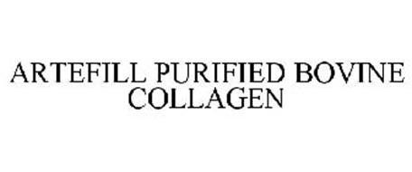 ARTEFILL PURIFIED BOVINE COLLAGEN