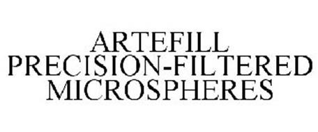 ARTEFILL PRECISION-FILTERED MICROSPHERES