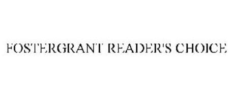 FOSTERGRANT READER'S CHOICE