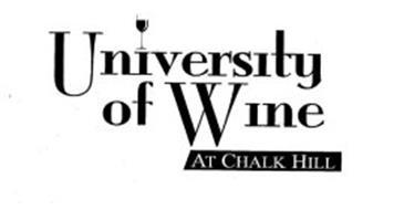 UNIVERSITY OF WINE AT CHALK HILL