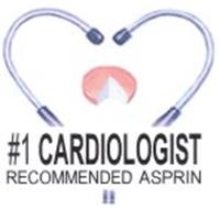 #1 CARDIOLOGIST RECOMMENDED ASPIRIN