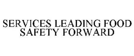SERVICES LEADING FOOD SAFETY FORWARD