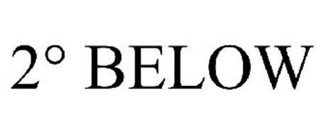 2° BELOW
