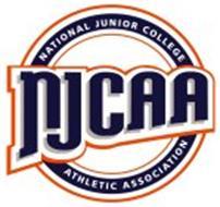 NJCAA NATIONAL JUNIOR COLLEGE ATHLETIC ASSOCIATION